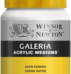 Mediums for Oils & Acrylc